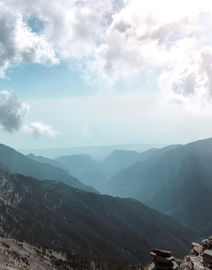 How To Climb Mt. Olympus,Greece