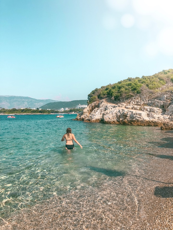 How to visit Ksamil Islands from Sarandë,Albania