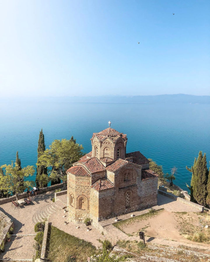Ohrid, Macedonia: Hikes, swimming, and cute-asschurches