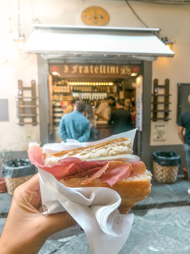 6 Sandwiches In Florence You Really, Really Must Eat